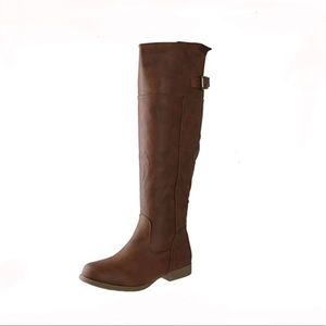 TOP Moda Knee High Boots